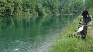 iniziare a pescare in lago