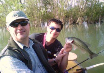 Bassfishing o pesca al persico trota. Come insidiare il black bass con la giusta attrezzatura e tecnica di pesca