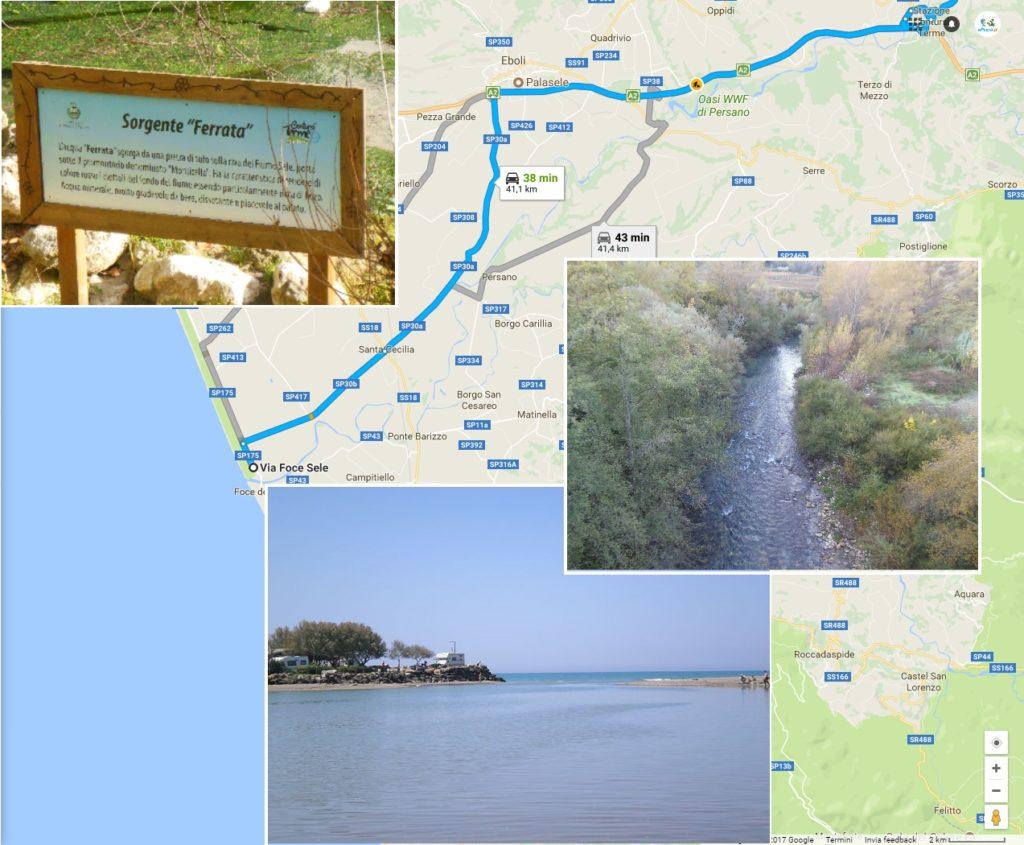 Itinerario di pesca