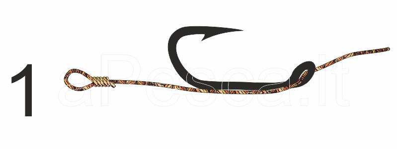 Fase 1 - costruzione dell hair rig