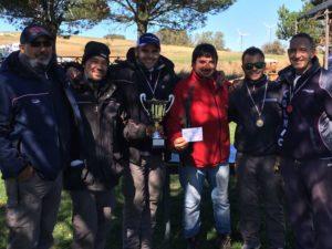 Fishing Club Pontecagnano colmic mostra il premio