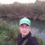 Selfie alla foce del torrente asa